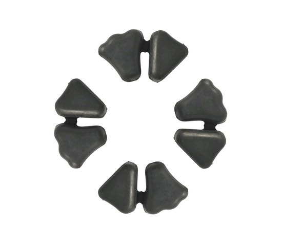 Replacement cush drive rubbers to fit Honda CBF125 new