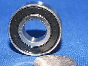 6001DDU Wheel bearing front right hand