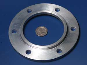 Brake disc spacer converts Brembo to Interpol & Classic new