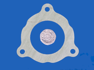 Exhaust to silencer gasket XTM 50 XSM 50 new 072.188.00