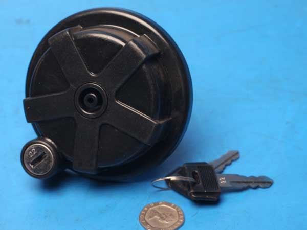 Locking petrol cap for Yamaha DT125R TS50X DR125 new