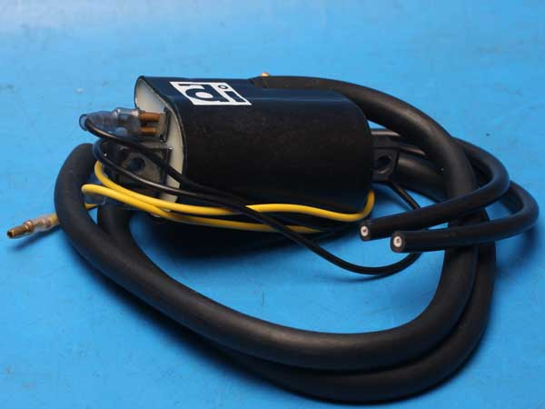 Ignition Coil 12v CDI Twin Lead HT Coil 713752