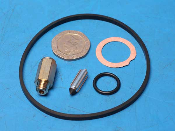 Carburettor overhaul kit spares pack 55-0715