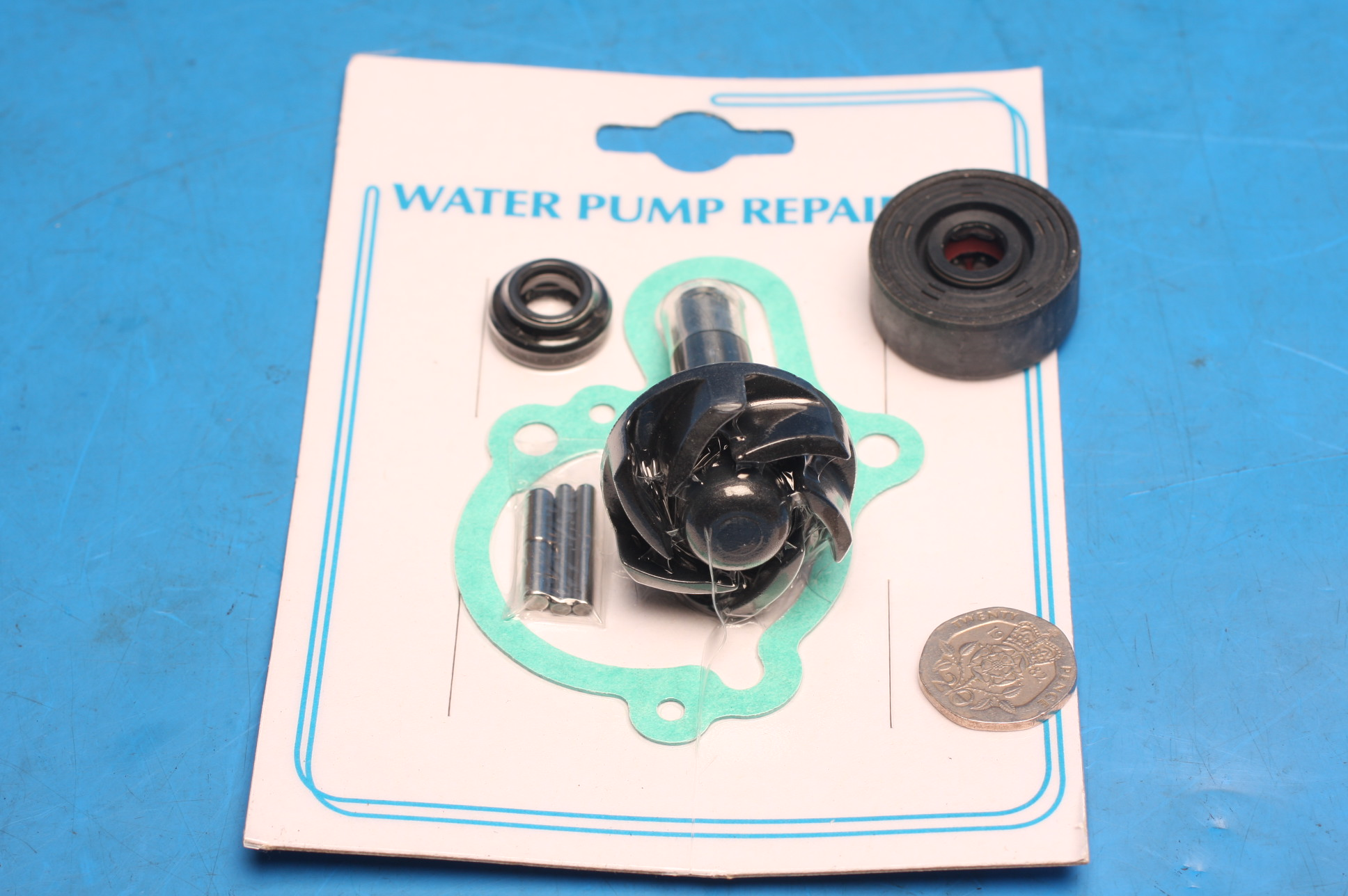 Water pump overhaul kit Yamaha DT125R 88-06 TZR125 87-95