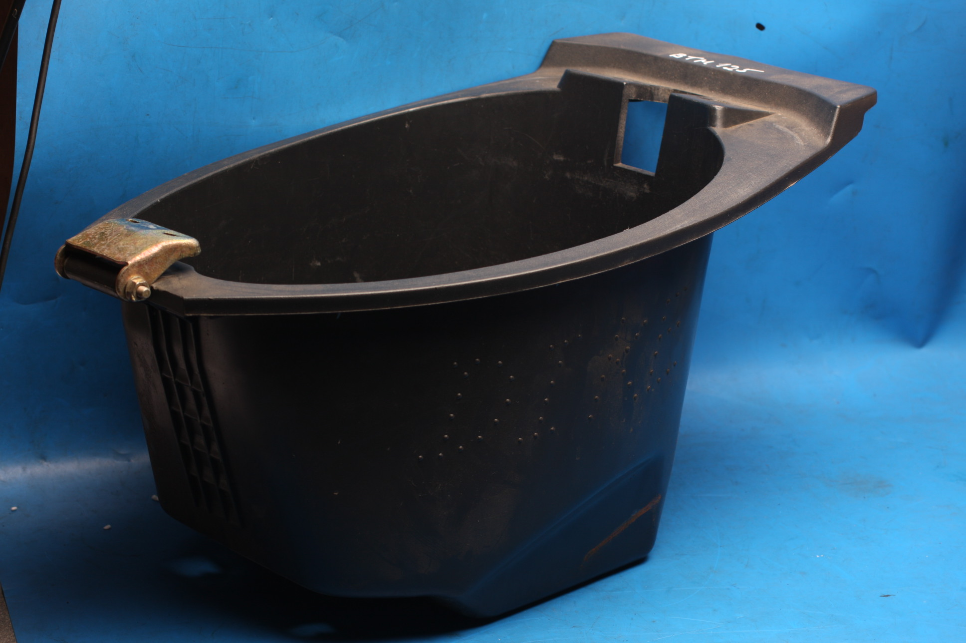 seat bowl used for BTM125