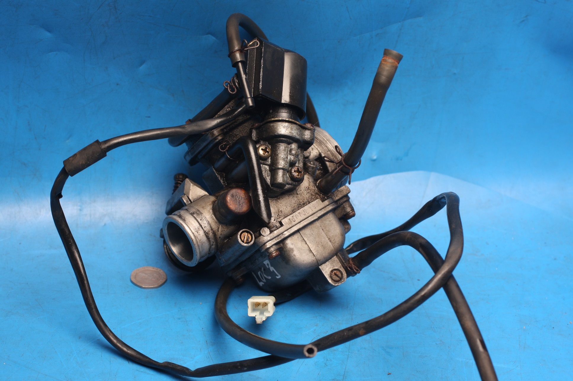 carburettor used for BTM125