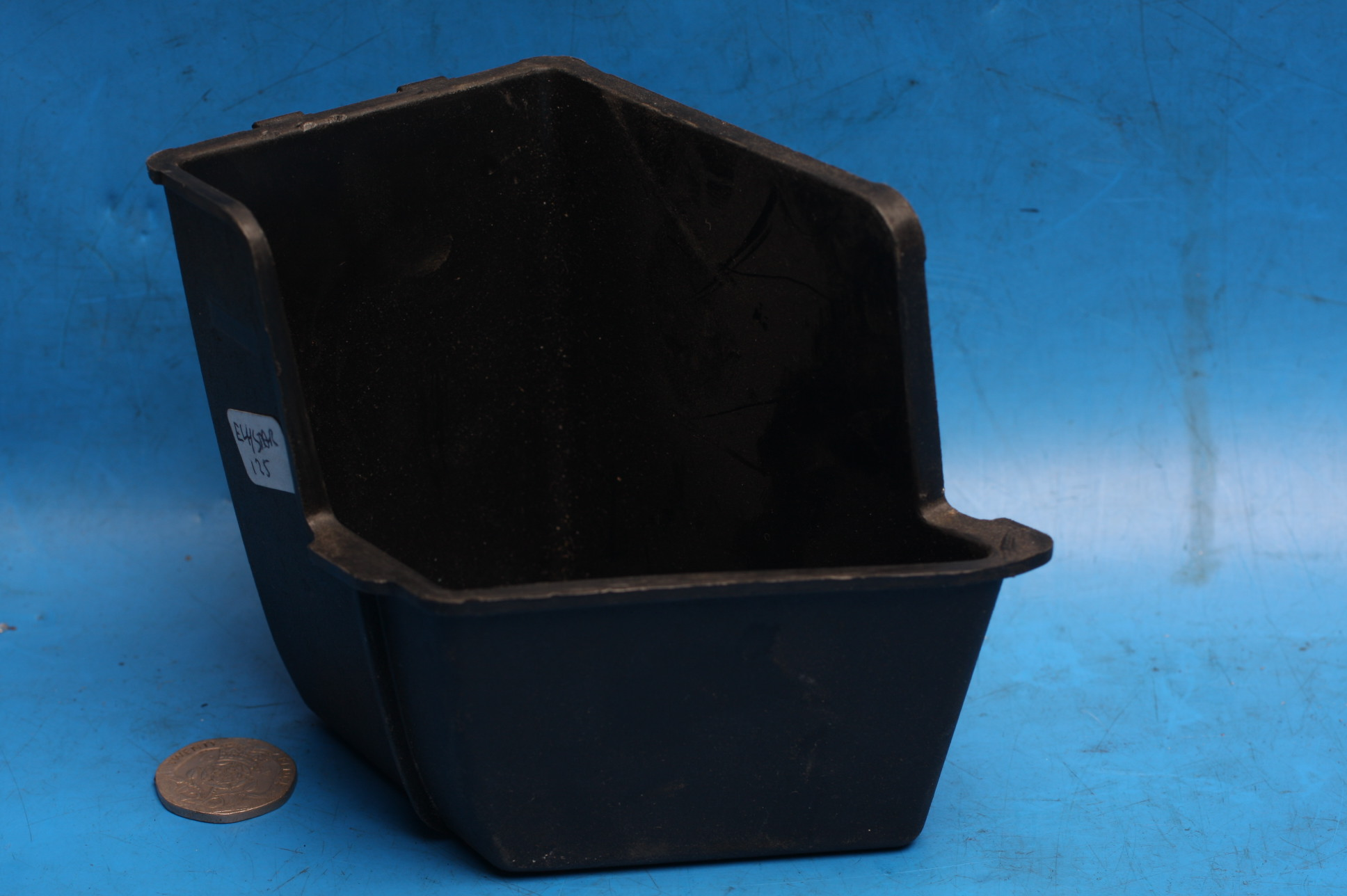 Cashbox used Peugeot Elystar125