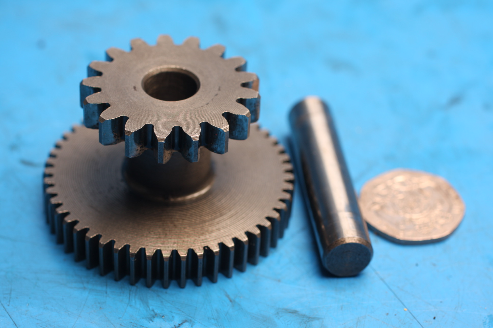 starter reduction gear used Sinnis Matrix2