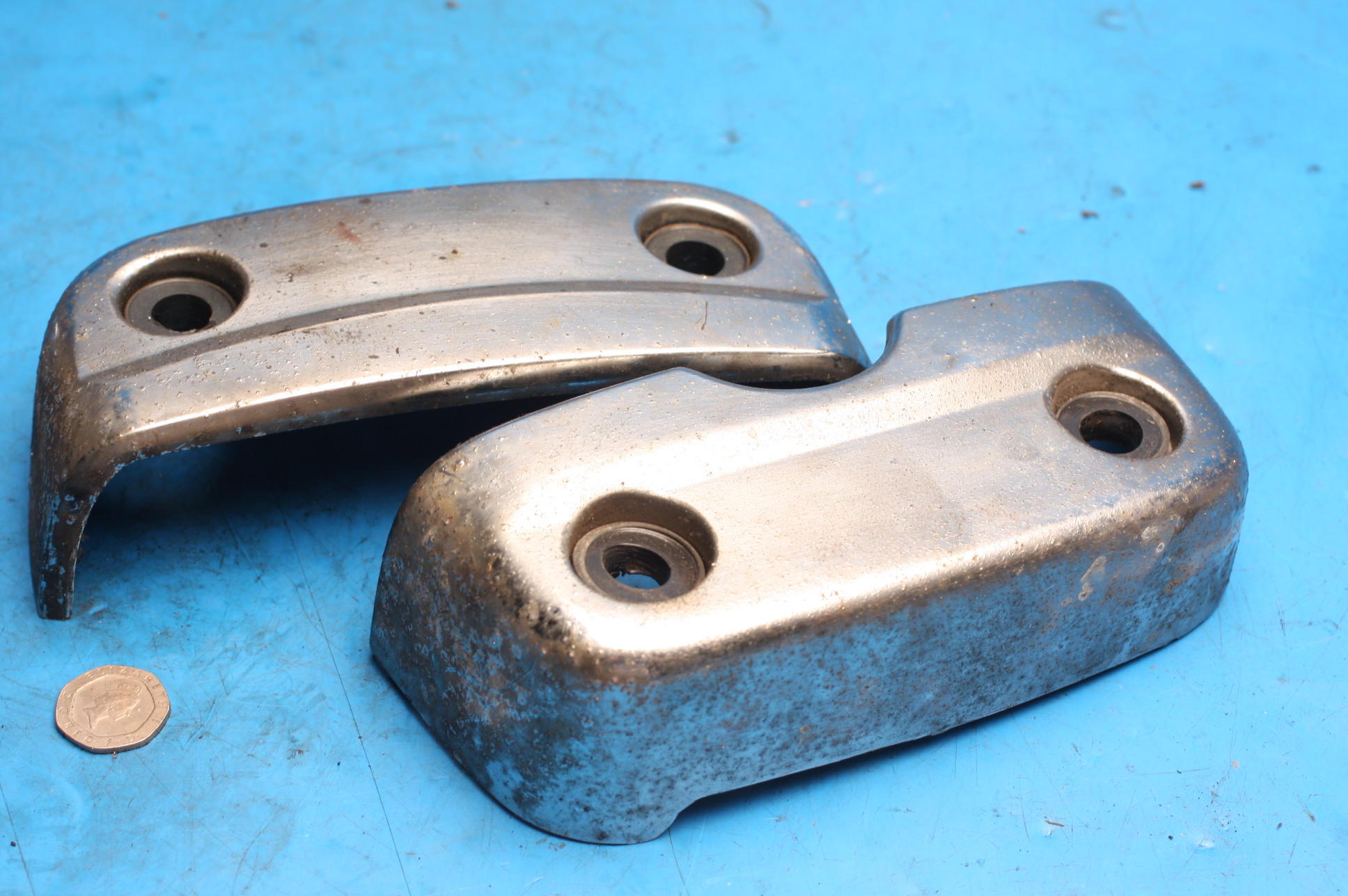 Cylinder head covers Vulcan 125 used