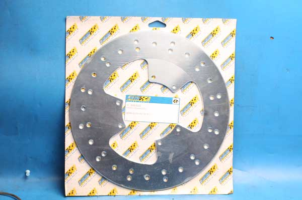 Brake disc front 2005-0325 new