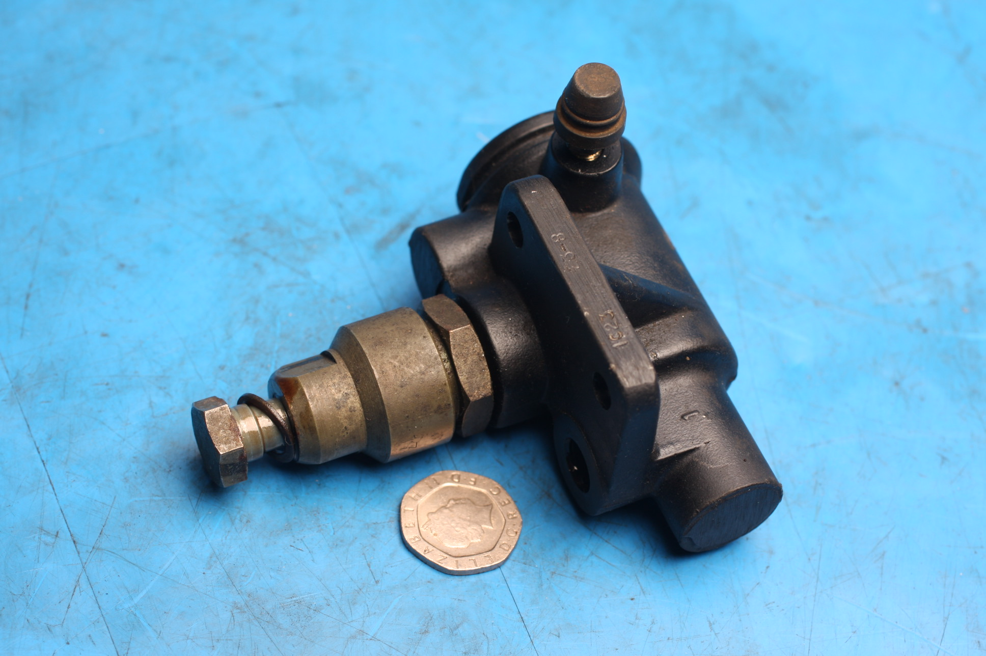 stand master cylinder used Piaggio X9 500cc