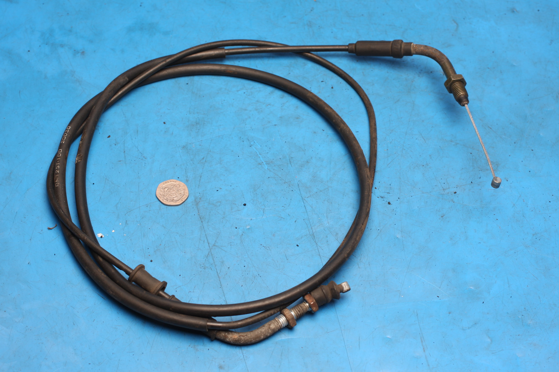 Throttle cable used Sinnis Matrix2