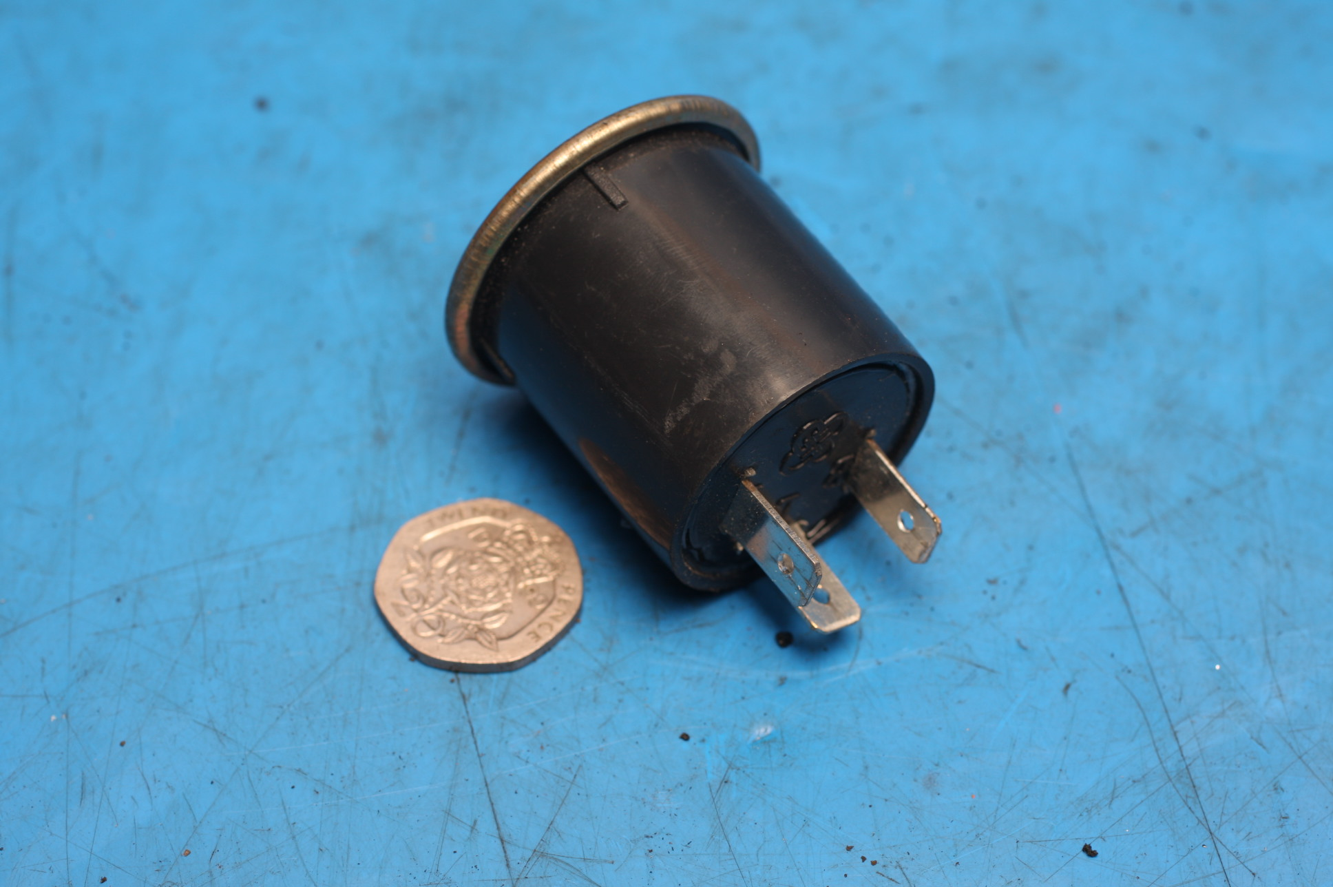 Flasher can / indicator relay with buzzer used Sinnis Matrix2