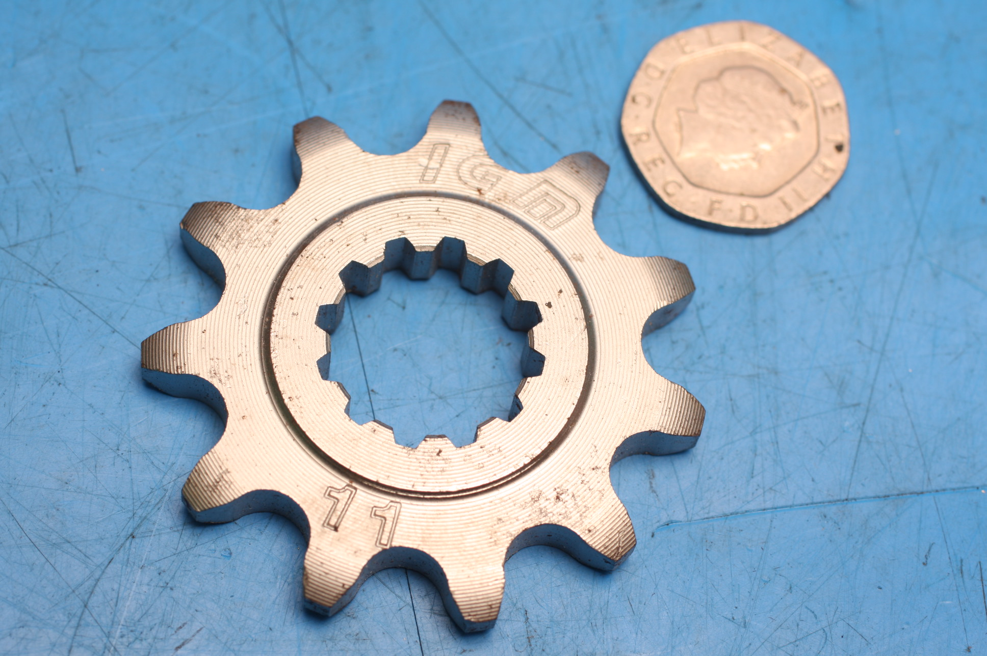 Front drive sprocket IGM 1400-0121 new
