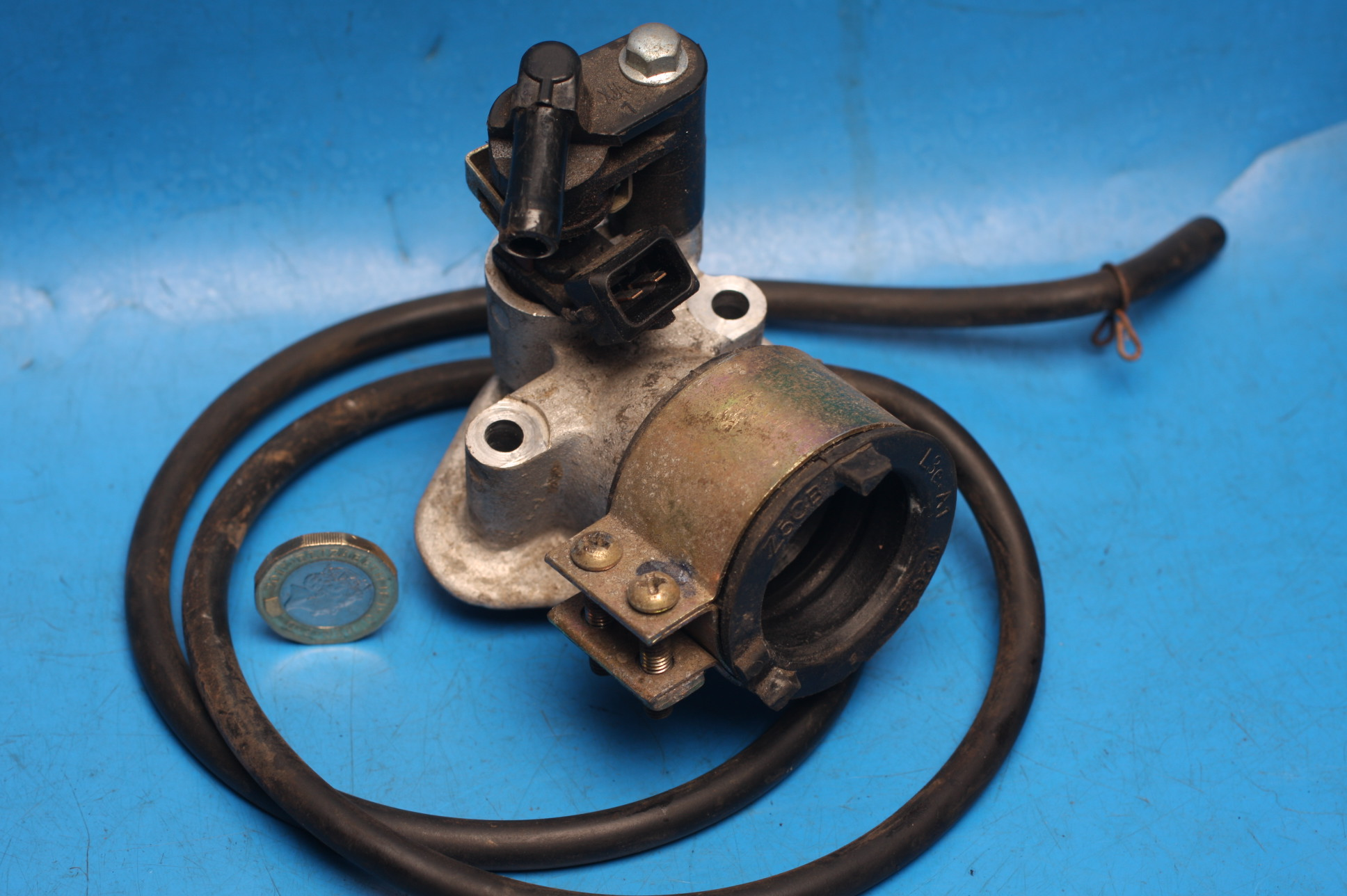 Injector body used Sym Crox125 06414HKK000