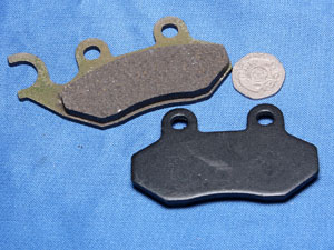 Brake pads SFA264 Standard new