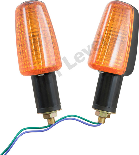 Replacement indicators pair as fitted to Yamaha YBR new