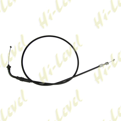 Replacement Throttle Cable Suzuki GS550-GS1000 Chrome End new