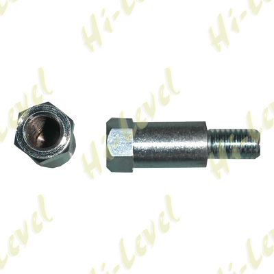Adaptor 10mm Internal Thread to 8mm Yamaha External Thread