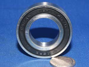 6005 2RS Sealed Bearing 960054