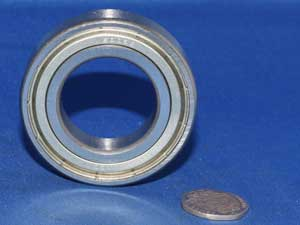 6006 2RS Sealed Bearing new