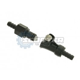 6mm Quick Release Fuel Hose Coupling new