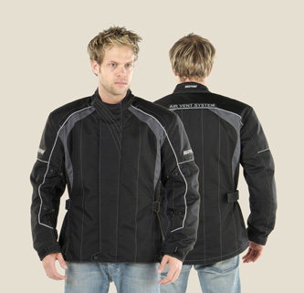 Cirrus jacket Extra Extra Large Black and Grey