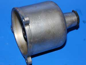 Carburettor air chamber S.U. for Norton used