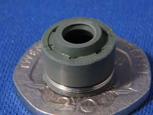 Valve stem oil seal 1572B-D002-0000