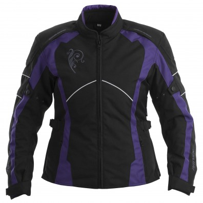 Rayven Juno Purple Ladies Jacket size 12 new