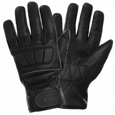 Rayven Mantis motorcycle gloves large