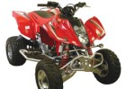 Hyosung TE450 Quad parts