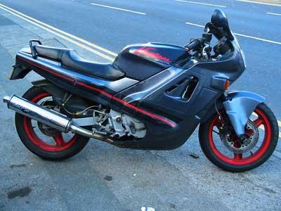 Honda CBR Hurricane