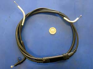 choke cable Hyosung GV650 58410hp9501