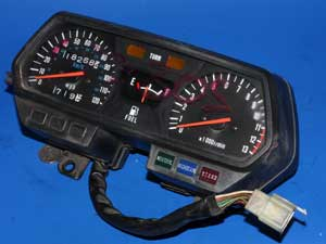 Clocks speedometer assembly instruments Kawasaki GPZ305