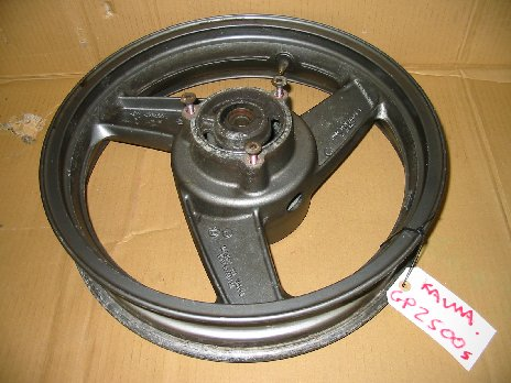 Rear wheel Kawasaki GPZ500S used