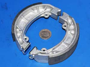 Brake shoes EBC303 and EBC893