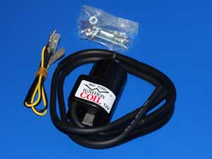 HT coil 12 volt twin lead for points systemsIGC08