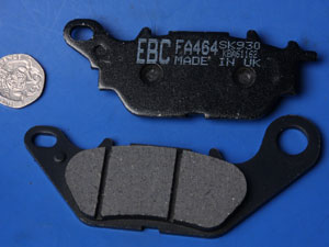 SFA464 Scooter brake pads new