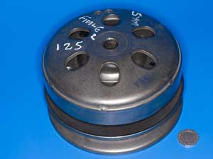 Rear pulley Sym Fiddle 2 125cc new