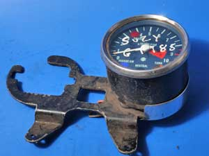 Tachometer rev counter