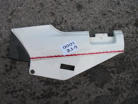 Side panel left Kawasaki GTR 1000 used