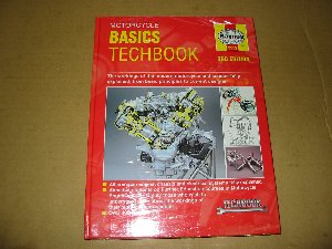 Basic Motorcycle Techbook