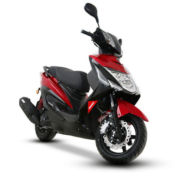 Sinnis Hero 125 Fi E4 new
