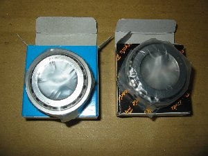 Steering head bearing set Hyosung Cruise 2