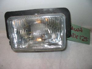 Headlight Headlamp Kawasaki KMX125