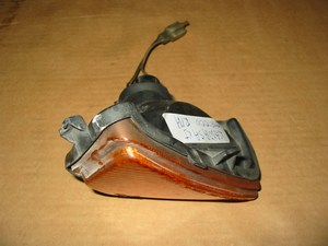 Indicator front right Kawaski GTR1000 used