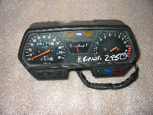 Instrument Panel / Clocks