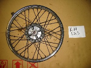 Rear wheel Kawasaki KH125 used