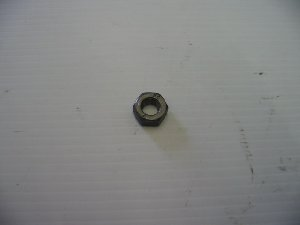 M10 x 1.00 metric fine thread nut new